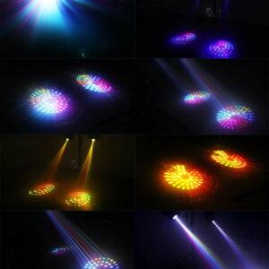 Beam 230 Вт 7R Beam Moving Head Light DMX512 для профессионального освещения этапа Вечеринка с балкой эффект сенсорный экран