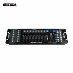Новое Поступление 192 DMX Контроллер для перемещения головного света 192 канала для DMX512 DJ оборудования Dsico Controller