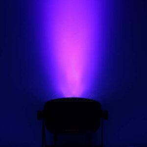 Алюминиевый Сплав LED Flat Par18x3Wonly Violet DMX512 Сценический Эффект Освещения идеально подходит для DJ Диско Главная Вечеринка И Свадебные Украше
