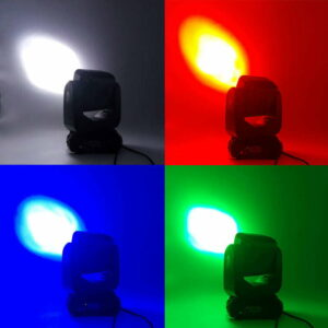 Высококачественная матрица LED 9x12W с подвижной головкой