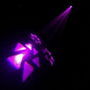 Вращающаяся голова Shehds spot Mini LED 60W