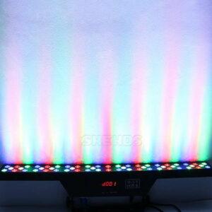 Освещение стены 53x3W RGBW мытья стены СИД SHEHDS для влияния этапа